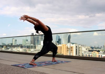 Yoga thème par NNW