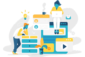 Création de site internet et autres services par Network and Web