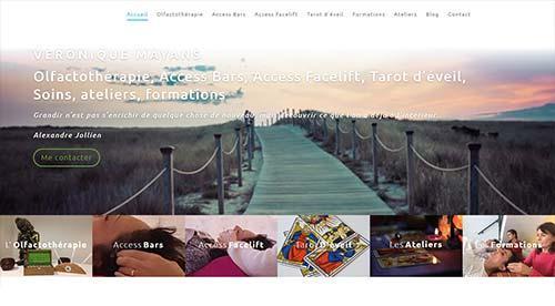 creation de site internet par nnw veronique mayans